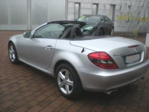 inchirieri masini Mercedes SLK 200 Spate