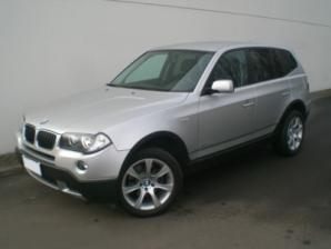 BMW X3 Fata