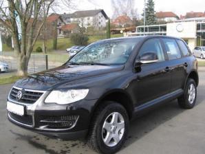 VW Touareg Fata