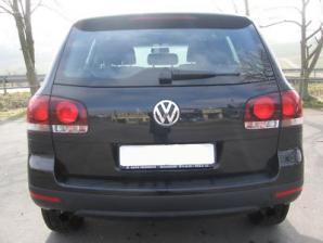 VW Touareg Spate