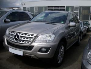 Mercedes ML 320 Lateral