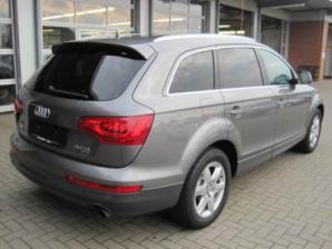 Audi Q7 Spate