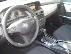 Mercedes GL320 Interior