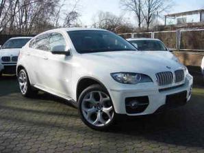BMW X6 Fata