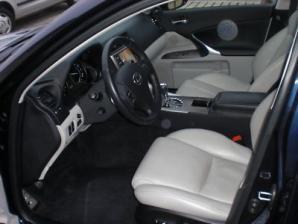 Lexus IS250 Interior