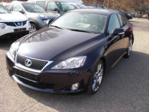 Lexus IS250 Lateral