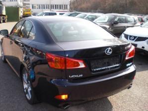 Lexus IS250 Spate