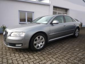 Audi A8 Lateral