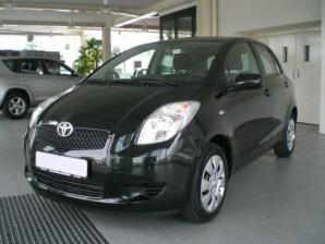 Toyota Yaris Fata