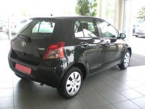 Toyota Yaris Spate