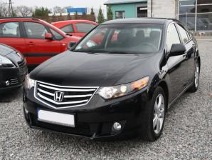 Honda Accord Lateral