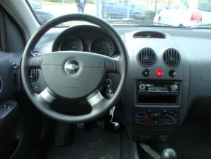 Chevrolet Kalos Interior