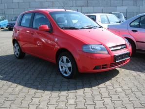 Chevrolet Kalos Fata