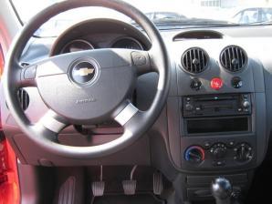 Chevrolet Kalos Interior