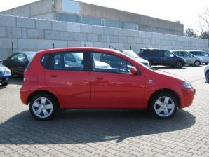 Chevrolet Kalos Lateral