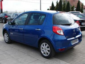 Renault Clio Lateral