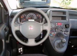 Fiat Panda Interior