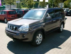 Nissan X-Trail Fata
