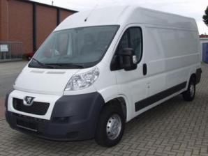 Peugeot Boxer Lateral
