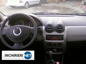Interior Dacia
