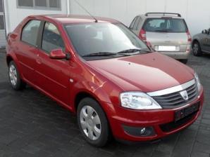 Dacia Logan Facelift Fata