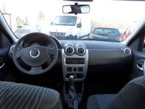 Dacia Logan Facelift Interior