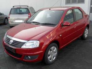 Dacia Logan Facelift Lateral
