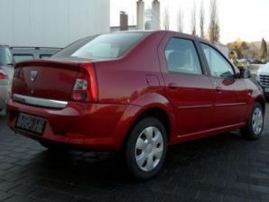 Dacia Logan Facelift Spate