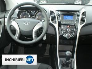 Hyundai i30 interior
