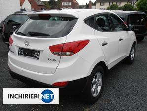Hyundai ix35 spate