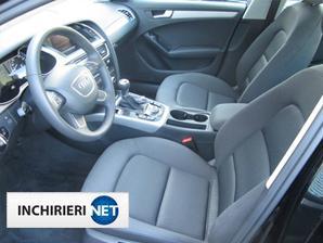 Audi 2012 interior