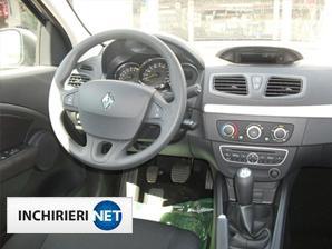 Renault Fluence interior