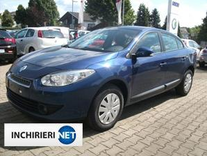 Renault Fluence lateral