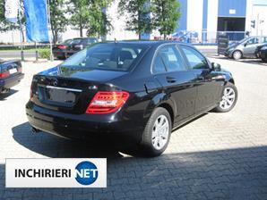 Mercedes C220 spate