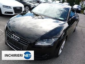 Audi TT lateral