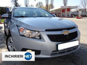 Chevrolet Cruze fata