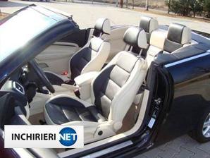 inchirieri masini Volkswagen Eos interior