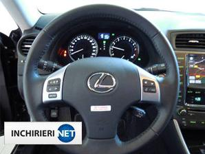 Lexus IS 250 interior