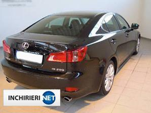 Lexus IS 250 lateral