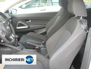 inchirieri masini Volkswagen Scirocco interior