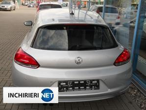 inchirieri masini Volkswagen Scirocco spate