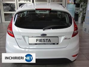 Ford Fiesta spate