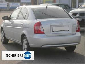 Hyundai Accent spate