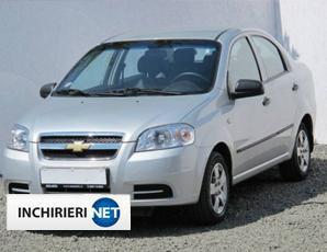 Chevrolet Aveo fata