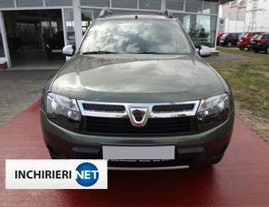 Dacia Duster fata