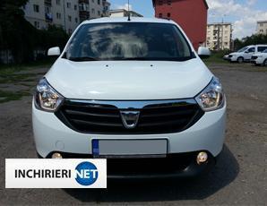 Dacia Lodgy fata