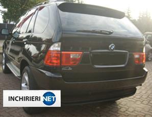 BMW X5 spate