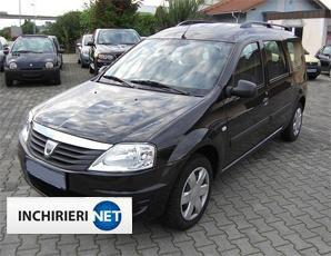 Dacia Logan MCV fata