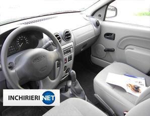 Dacia Logan MCV interior