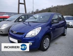 Hyundai i20 fata